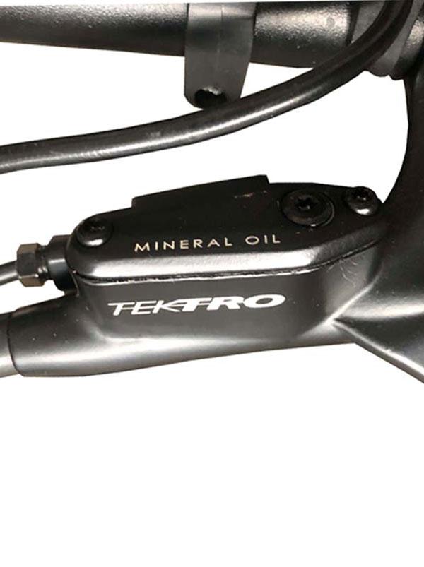 Hydraulic Textro Brakes